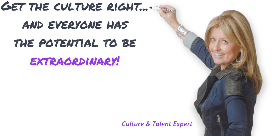 Get the culture right...